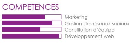 Compétences CV