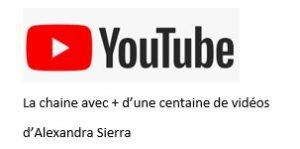 Youtube Alexandra Sierra